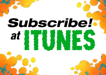 Subscribe on iTunes!